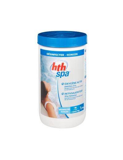 HTH Oxytab - Oxygène actif