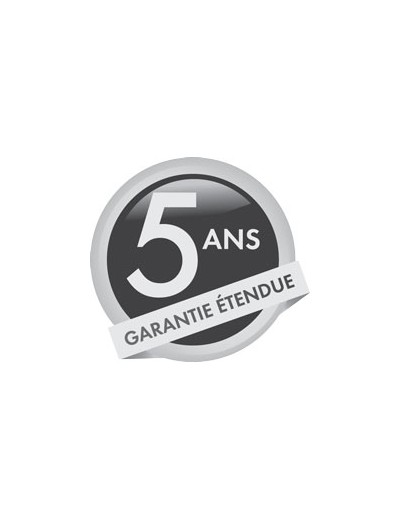 garantie GECKO 2 ans prolongée à 5 ans (+ 245 € TTC)