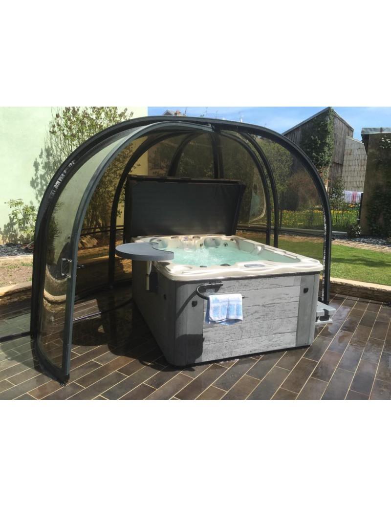 spa type jacuzzi ext rieur ou int rieur montana. Black Bedroom Furniture Sets. Home Design Ideas