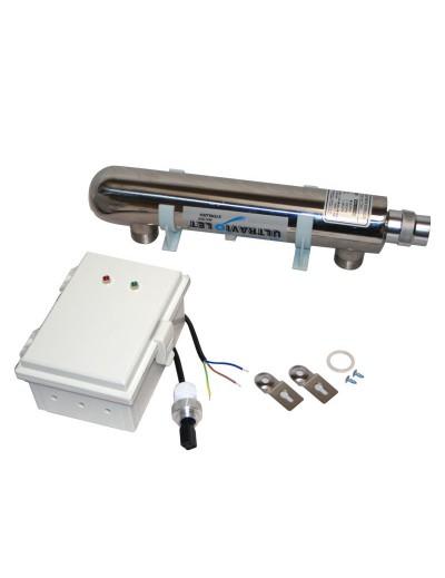 Système complet de désinfection lampe UV-C