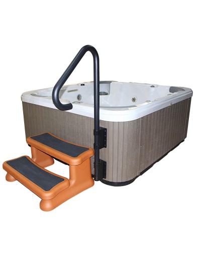 Main courante ( rampe ) à fixer sur le spa